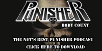 Punisher Body Count Podcast
